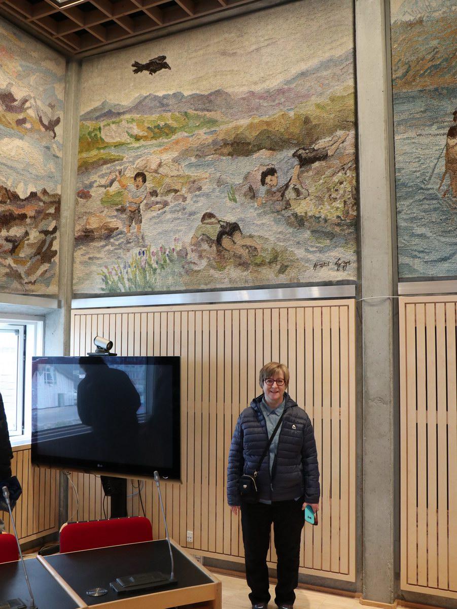 Greenland Parliament