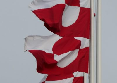 Greenland Flags