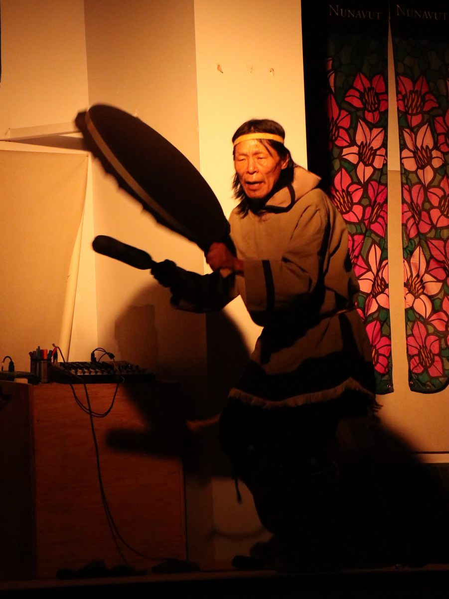 Inuit songs and drum dances